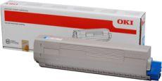 Oki Toner cyan  C831 C841