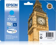 Epson Tinte cyan f. WP-4xxx L