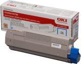 Oki Toner cyan C5650 C5750
