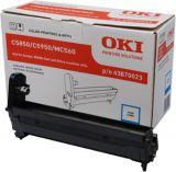 Oki Bildtrommel cyan C5850 C5950 MC560