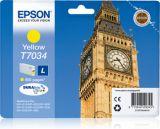 Epson Tinte gelb f. WP-4xxx L