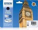 Epson Tinte schwarz f. WP-4xxx L