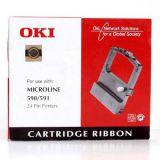 OKI Farbband schwarz Microline ML 590 ML 591