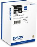 Epson Tinte schwarz 221.0ml XXL  WF Pro 5190 Pro 5690