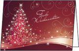 25 sigel Weihnachtskarten Christmas Swing