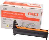 OKI  Bildtrommel gelb C612