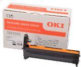 OKI Bildtrommel schwarz C612