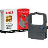 OKI Farbband schwarz  Microline ML 5520 ML 5521 ML 5590 ML 5591