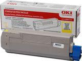 Oki Toner gelb C5850 C5950 MC560
